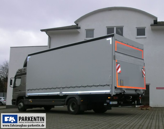 lkw fahrzeugbau parkentin zw rostock und bad doberan in mecklenburg vorpommern mv. Black Bedroom Furniture Sets. Home Design Ideas