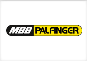 Mbb palfinger ladebordwand